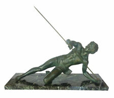 Objets de décoration Art déco en bronze