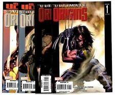 Ultimate Origins #1-5, plus #1, 2, 3 variant covers (2013) Marvel VF/VF+