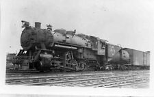 7B098 2ND GEN RP 1941/1960s? ERIE  RAILROAD LOCOMOTIVE #254 LIMA OHIO