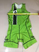 Borah Teamwear Womens Tri Triathlon Suit Small S (6910-160)