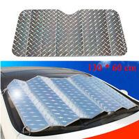 130 * 60 cm Car Sedan Windshield Window Sun Shade Visor Laser Protection Cover