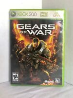 Gears of War (Microsoft Xbox 360, 2006) Original Epic Games Tested