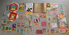 Vintage Fireworks Firecracker Label Lot Collection