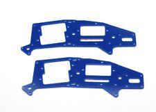 XTREME HELI ALIGN T-REX 250 BLUE G-10 UPPER FRAME (2) 11752GB FLYBAR LESS RTF