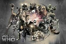 Doctor Who : Enemies - Maxi Poster 91.5cm x 61cm (new & sealed)
