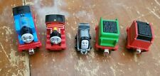 Lot of 5 Thomas & Friends Train Engines and Cars