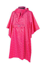 MAC IN A SAC TARGET DRY WATERPROOF PONCHO ROSE PINK FESTIVAL WALKING CAMPING