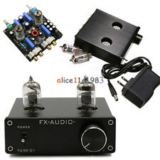 Audio 6J1 Tube CD & MM Phono RIAA Turntable Pre-Amplifier Hi-Fi Preamplifier