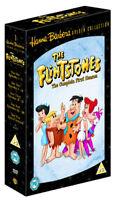 The Flintstones: Complete First Season DVD (2005) Hanna Barbera cert U