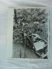 Vintage Photo 1975 Chevrolet SS Nova Car Wreck 804