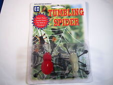 """""""WACKY WACKY"""" TUMBLING """"SPIDERS """" WALL CRAWLERS 2-GREAT GIFT FOR ALL OCCASIONS!!"""