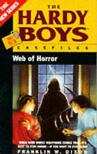 Web of Horror (Hardy Boys Casefiles S.), Dixon, Franklin W., Very Good Book