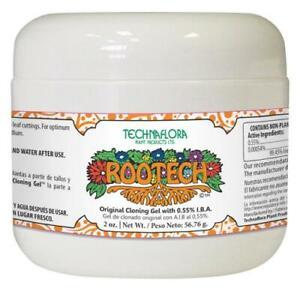 Technaflora Rootech Cloning Gel 2oz clone root hydroponic cutting