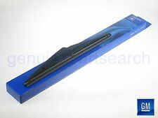 Genuine Vauxhall Insignia Corsa D Tailgate Wiper Blade 13240594 Fits Ford Honda