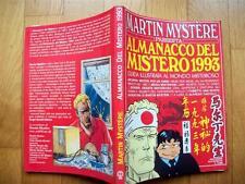 """MARTIN  MYSTERE presenta :"""" Almanacco del Mistero anno 1993 """"- OTTIMO- OCCASIONE"""