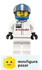 sc004 Lego Speed Champions 75911 - McLaren Mercedes Race Car Driver Minifigure