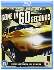 Gone In 60 Seconds (1974) Blu-ray Region B
