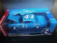 Richard Petty 1964 Plymouth Belvedere #43 NASCAR 1/24 Championship Car