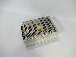Mean Well T-60B Power Supply Input 100-240VAC@2A Output 5V@5A ! WOW !