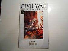 Civil War Chronicles #11 (Jul 2008, Marvel) 5.0 VF/FN!!! LOOK!!! Captain America