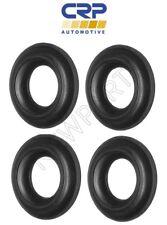 For Mercedes Exhaust Muffler Hanger Donut Set of 4 R107 W108