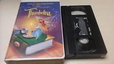 THUMBELINA VHS CLAMSHELL CASE