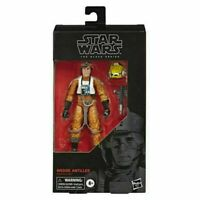 """WEDGE ANTILLES Star Wars Black Series 6"""" inch #102 ACTION FIGURE new x-wing"""
