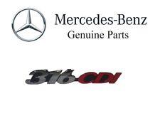 For Mercedes Benz Sprinter 316cdi Grille Badge Emblem Genuine 901 817 24 14