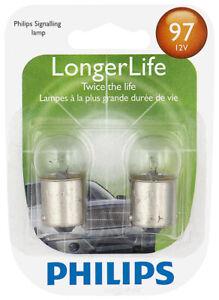 Phillips 97LLB2 LongerLife Miniature 97LL Multi Purpose Light Bulb
