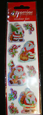 Childrens Christmas Santa Stickers stocking fillers favours teacher gifts