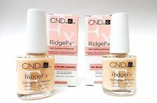 Cnd Creative Nail Design Ridge Fx - Nail Surface Enhancer .5oz/15mL Sale ~2Ct~