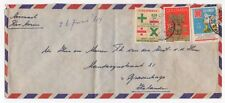 1969 COLOMBIA Air Mail Cover BOGOTA to GRAVENHAGE THE HAGUE NETHERLANDS