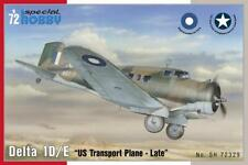 SPECIAL HOBBY 72329 US Transport Plane Delta 1D/E Late in 1:72