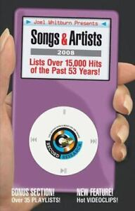 Joel Whitburn Presents Songs and Artists : The Essential Music Guide for Your...