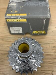 Miche Pignoni 10 speed Cassette 12-25