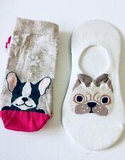 French Bulldog Socks