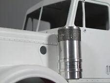 New Pair Aluminum Air Cleaner Intake Tamiya RC 1/14 King Grand Hauler Semi Truck