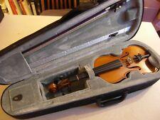 1/4 Geige Kindergeige Violine Gewa Pure aus Verleih Bogen Etui violin Kinder