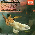 Berlioz: Symphonie Fantastique, Le Carnaval Romain / Marris Jansons CD Emi