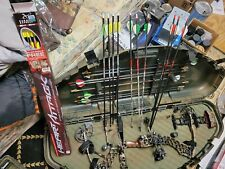 Used Mathews Helim, Legacy & Browning Bow and Accessories