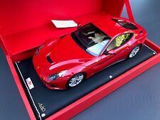 Ferrari F12 Berlinetta RED MR 1:18 !!! no BBR Autoart Looksmart !!!!!!!!!!!!!!!!