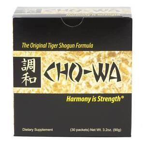 CHO-WA Original Tiger Shogun Formula Dietary Supplement