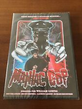 MANIAC COP - ED 1 DVD - NUEVO EMBALADO - NEW SEALED  - 85 MIN - 1988 RARA TERROR