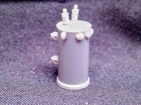 USA Plastic - HO Scale Powerline Transformer/ Service Transforme- 10 Pack 870923