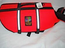Outward Hound Pet Saver Life Jacket Safety Vest size Large