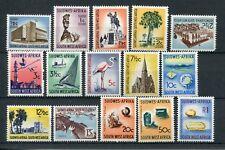SWA - Namibia 296/310 postfrisch - bitte lesen / Freimarken ..............1/3807
