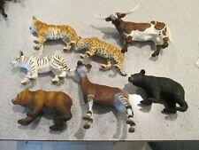 7 Schleich Animals Lot