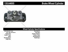 Drum Brake Wheel Cylinder-C-TEK Standard Wheel Cylinder Rear Left,Rear Centric