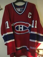 Montreal Canadiens NHL Hockey sur glace Koivu Jersey-ccm Grand