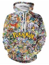 Pokemon Hoodie Unisex Long Sleeve